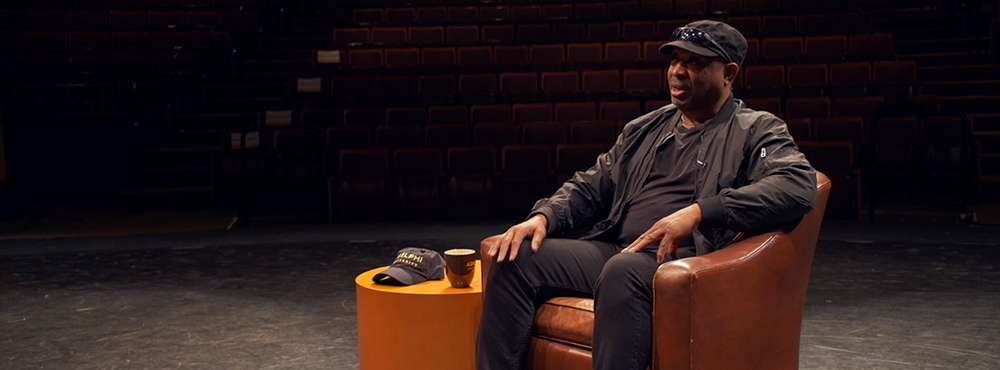 A Conversation on Education with Chuck D '84, '13 (Hon.)